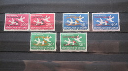 Guinée  Lot De Timbres Neuf **    à Voir - Sierra Leone (1961-...)