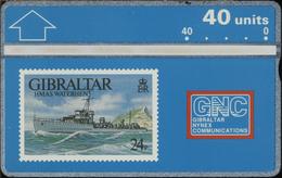 Gibraltar - L&G - GIB-24 - 306A - MINT - Gibraltar