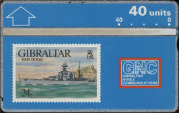 Gibraltar - L&G - GIB-26 - 306A - Gibraltar