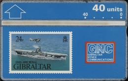 Gibraltar - L&G - GIB-27 - 306A - Gibraltar