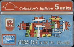 Gibraltar - L&G - GIB-31 - 308A - MINT - Gibraltar