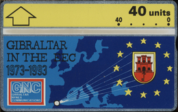 Gibraltar - L&G - GIB-32 - 308A - MINT - Gibraltar