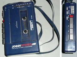 Ancien Walkman Baladeur JOGGY SABA Continental Edison RC 5292 Radio FM Cassette - Sciences & Technique