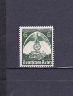 DR - 1935 - MI : 586X - NEUF** - VOIR DESCRIPTIF - Allemagne