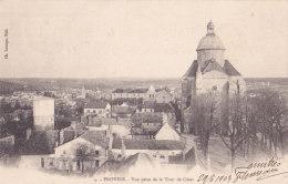 Provins (77) - Vue Prise De La Tour De César - Provins