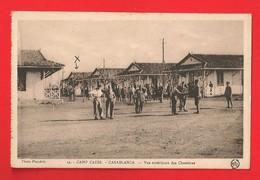 Maroc - Casablanca - Camp Cazes - Vue Extérieure Des Chambres - Divisé/non Circulé - (G358) - Casablanca