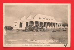 Maroc - Casablanca - Camp Cazes - Les Cuisines - Divisé/non Circulé - (G359) - Casablanca
