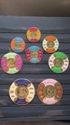 BURUNDI Monnaies D'or 146/53 + PA17/24 Neuf **    à Voir - 1962-69: Neufs