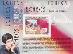 Republique De Guinee 2009  Chess Player  M/S  # 93205 - Chess