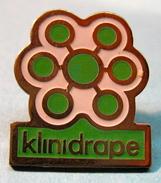PIN'S KLINIDRAPE - Marques