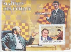 Comores 2008  Tigran Petrosian  Champion  Chess Player  M/S  # 93211 - Chess