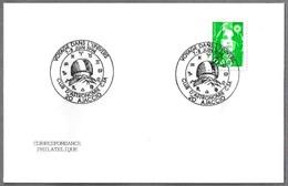 VOYAGE DANS L'UNIVERSO - VIAJE POR EL UNIVERSO. Ajaccio 1994 - FDC & Commémoratifs