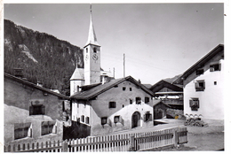 Photo Originale: Dorfpartie In Filisur Albulatal / Grisons / Graubunden /~17x12 Cm / Suisse / Schweiz / Swizzera / - Lugares