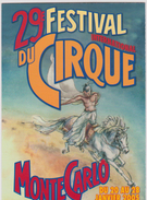 Cirque A  Monaco  2005 , Monte Carlo  Festival - Monaco