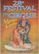 Cirque A  Monaco  2004 , Monte Carlo  Festival - Monaco