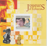 Comores 2010  Anatoly Karpov  Russian  Chess Player  M/S  # 93209 - Chess
