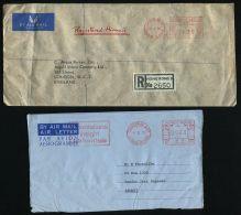 HONG KONG METER MAIL 1964/79 - Hong Kong (...-1997)
