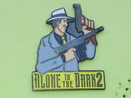PIN 45 - ALONE IN THE DARK 2 - Kino