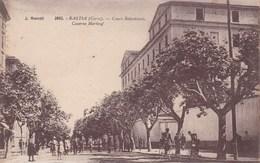 BASTIA COURS SEBASTIANI CASERNE MARBEUF  (dil221) - Bastia