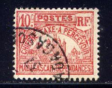 MADAGASCAR - N° T11° - PALAIS ROYAL DE TANANARIVE - Madagascar (1889-1960)
