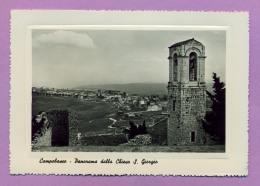 Campobasso - Panorama Dalla Chiesa S. Giorgio - Campobasso