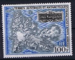 TAAF 1969  AE 21  Postfrisch/neuf Sans Charniere /MNH/** Spot In Gum - Neufs
