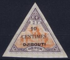Cote De Somalis Yv Nr 32 MH/* Falz/ Charniere  1902 - Côte Française Des Somalis (1894-1967)