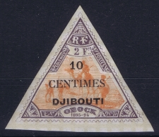 Cote De Somalis Yv Nr 32 MH/* Falz/ Charniere  1902 - Ungebraucht