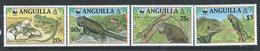 Anguilla 1997 - Endangered Species - West Indian Iguanas SG1004-1007 MNH Cat £9.25 SG2016 - Anguilla (1968-...)