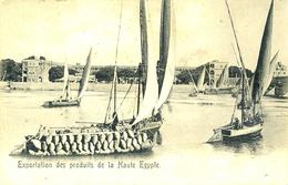 EGYPT - EXPORTATION DES PRODUITS DE LA HAUTE EGYPTE - Other