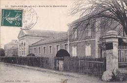 49 TRELAZE  ECOLE De La MARAICHERE   Timbre 1908 - Zonder Classificatie