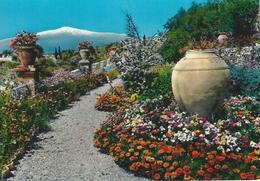 Taormina  Angelo In Flore.   Italy.  # 06397 - Italy