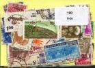 Lot 100 Timbres Inde - Vrac (max 999 Timbres)