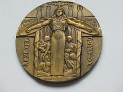 Très Belle Médaille Graveur R.Cochet  - DEFENSE PASSIVE 1939-1945 - R.LOISEAU   **** EN ACHAT IMMEDIAT **** - France