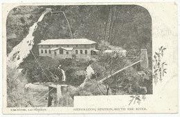 Generating Station, South Esk River - Australie