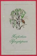 AK 'Pfingsten' ~ 1912 - Pentecôte