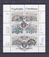 DDR - 1986 - MI : 3057/3062 FEUILLET - OBLITERE - [6] Democratic Republic