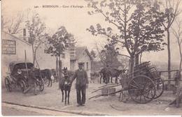 ROBINSON - Cour D'Auberge - Otros Municipios