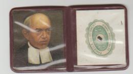 Relique De Frère Mutien-Marie (morceau De Vêtement) - Religion & Esotérisme
