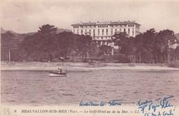 LE GOLF HOTEL VU DE LA MER/BEAUVALLON SUR MER (dil297) - Hotels & Restaurants