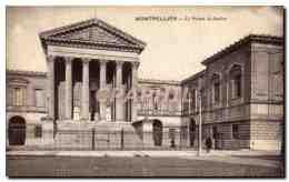 Montpellier CPA Palais De Justice - Montpellier
