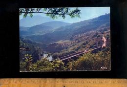 MENS Isère 38 : Le Pont Du Brion  1975 - Mens