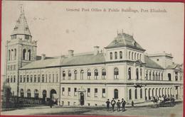 South Africa Zuid Afrika Afrique Du Sud Port Elizabeth General Post Office - Afrique Du Sud