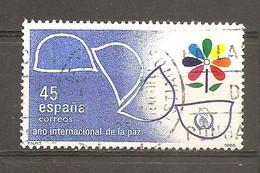 España/Spain-(usado) - Edifil  2844 - Yvert  2452 (o) - 1931-Hoy: 2ª República - ... Juan Carlos I