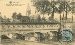 HALLE - Brug Der Vaart Over De Zenne - Halle