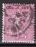 FRANCE 1924/1926  - Y.T. N° 202  - OBLITERE - K267 - Gebruikt