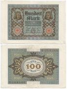 Alemania - Germany 100 Mark 1920 8 Nºs Pick 69.b Ref 52-4 - [ 2] 1871-1918 : Imperio Alemán