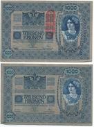 Austria 1.000 Kronen 1902 Pick 59 Ref 1327 - Austria