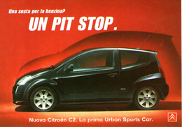 B 870 - Trasporti, Sport, Automobilismo, Citroen - Turismo