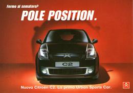 B 871 - Trasporti, Sport, Automobilismo, Citroen - PKW